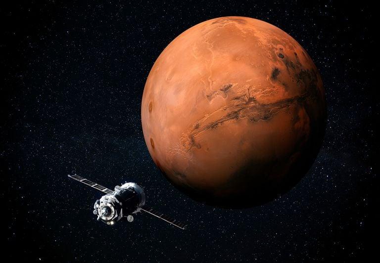 Marte, el planeta rojo, observado y temido por oa humanidad, es uno de los cuerpos celestes más observado y visitado por sondas no tripuladas