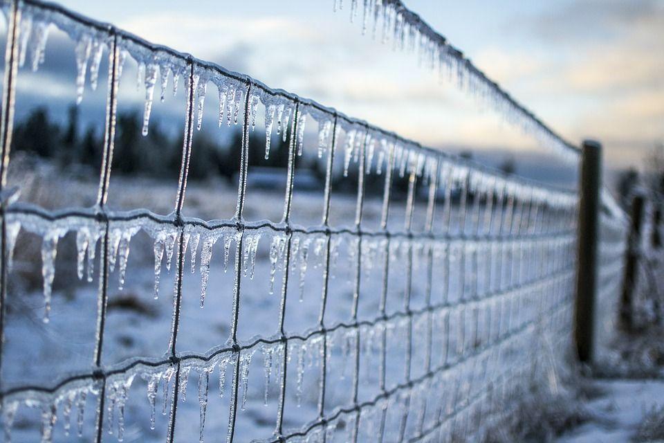 Frente frío afecta a 22 estados