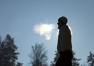 Massa de ar frio mais intensa prevista para o início da próxima semana