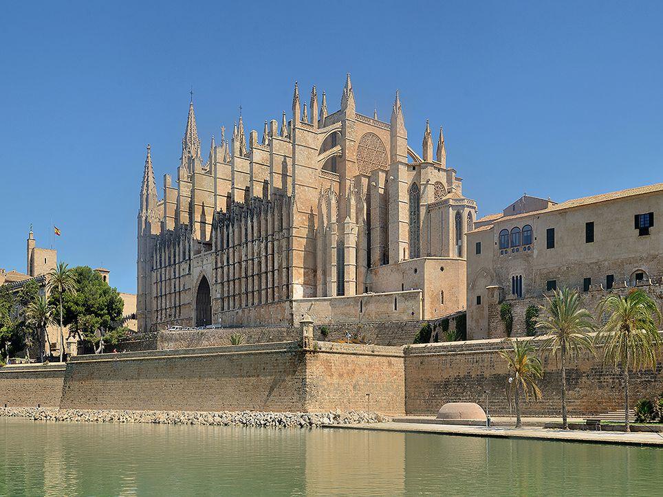 Catedral-Basílica de Santa María de Mallorca, puede ser la primera capital de provincia en superar su valor más alto para un mes de junio.
