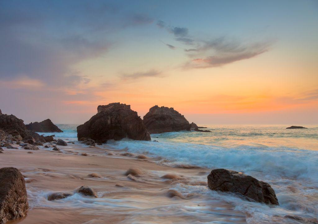 Mar; oceano; variação eustática.