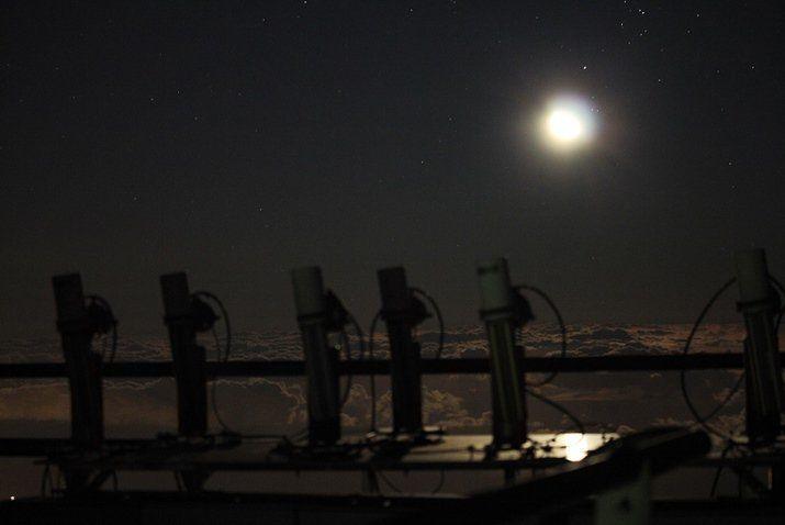 Medidas Nocturnas De Aerosoles Y Campaña Asociada