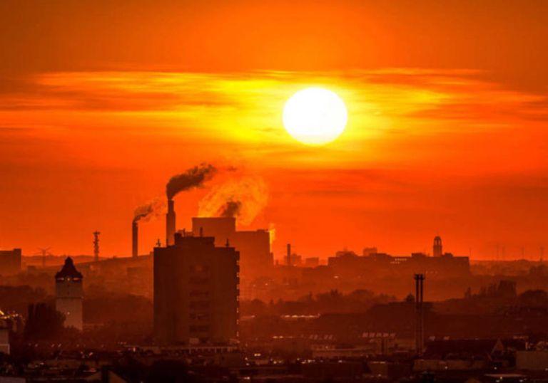 Cambio climático Ola de calor
