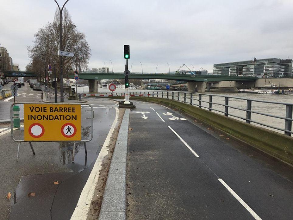 Jusqu'en milieu de semaine, le risque d'inondations sera important dans le sud-est, en particulier dans le Languedoc-Roussillon.