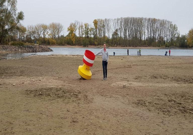 Rhein sinkt weiter