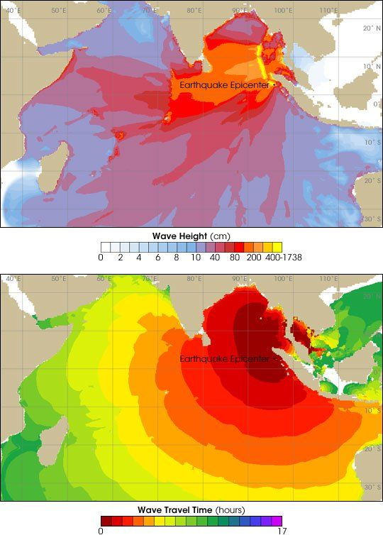 Mega Maremoto Y Tsunami Del 26 De Diciembre De 2004