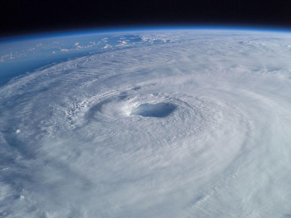 Orkan Eberhard wütet in Deutschland