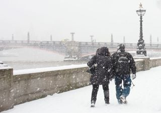 Melting Arctic sea-ice blamed for European snow chaos