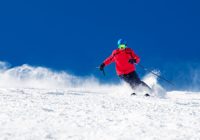 Centro esquí El Azufre Malargue Mendoza autosustentable
