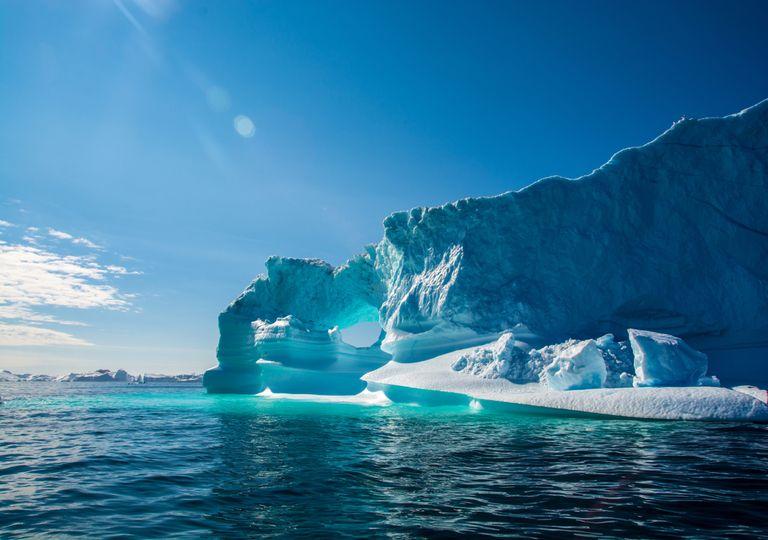 Gronelândia; Ártico; alterações climáticas.