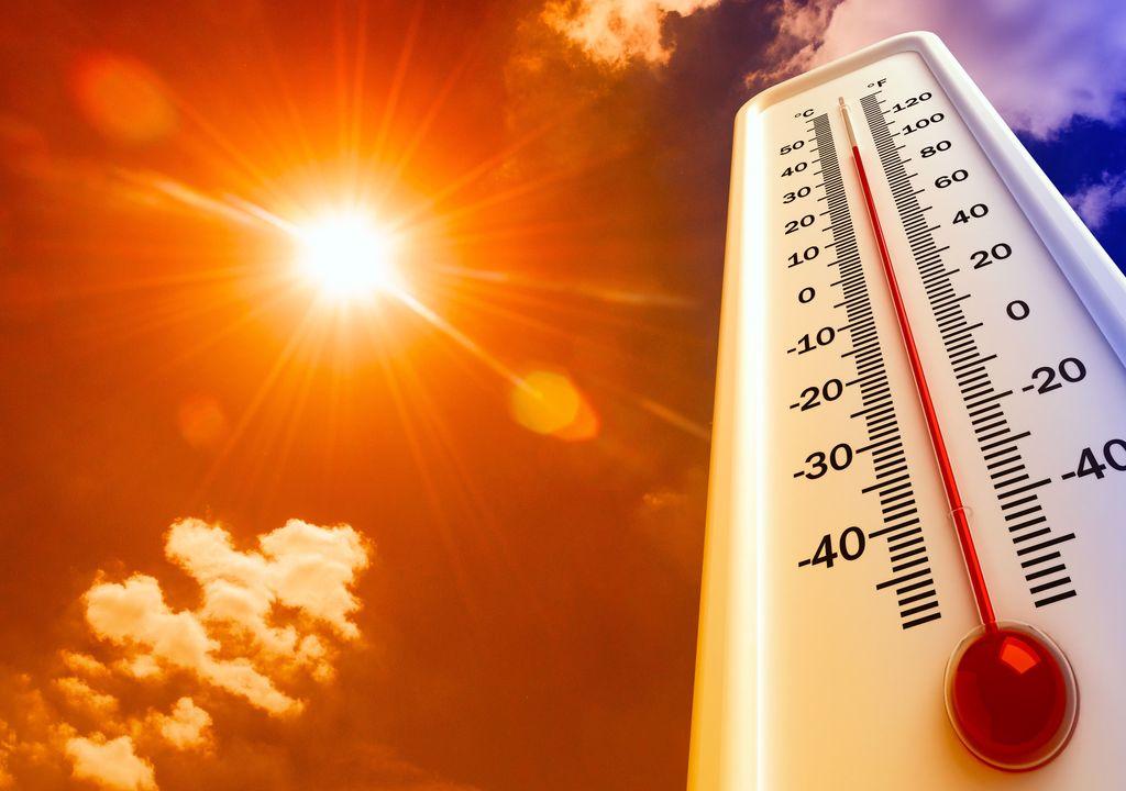 Impennata dei termometri, raggiunti i 47°C e oggi sarà più caldo