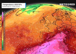 Meteo, caldo fino a 40°C ma attenzione ai temporali: ecco dove