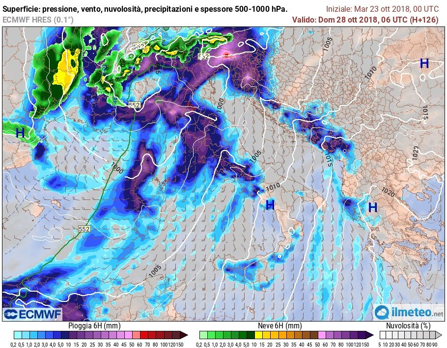 meteo-mappe-ECMWF