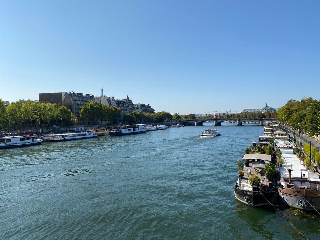 Paris chaleur