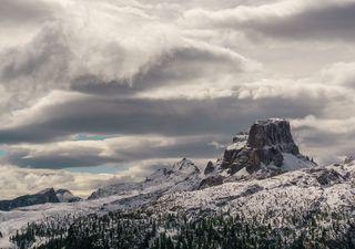 Meteo: domenica anticipo d'inverno a nordest con neve a 1000 metri