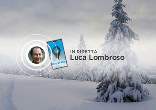 Meteo: ecco la neve in pianura, sabato sulle Alpi fino a 2 m di neve!