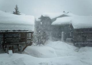 Meteo: forte maltempo in arrivo, Alpi sepolte dalla neve