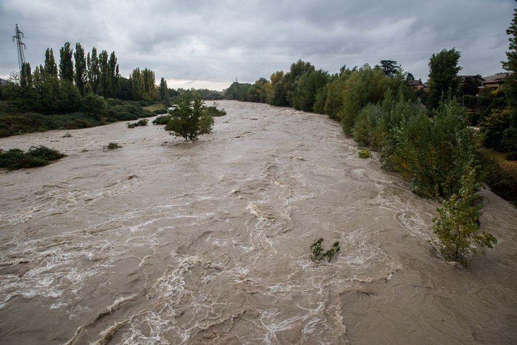 rivière inondation