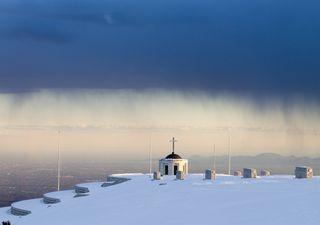 Previsioni meteo Italia: finale di settimana con pioggia e neve