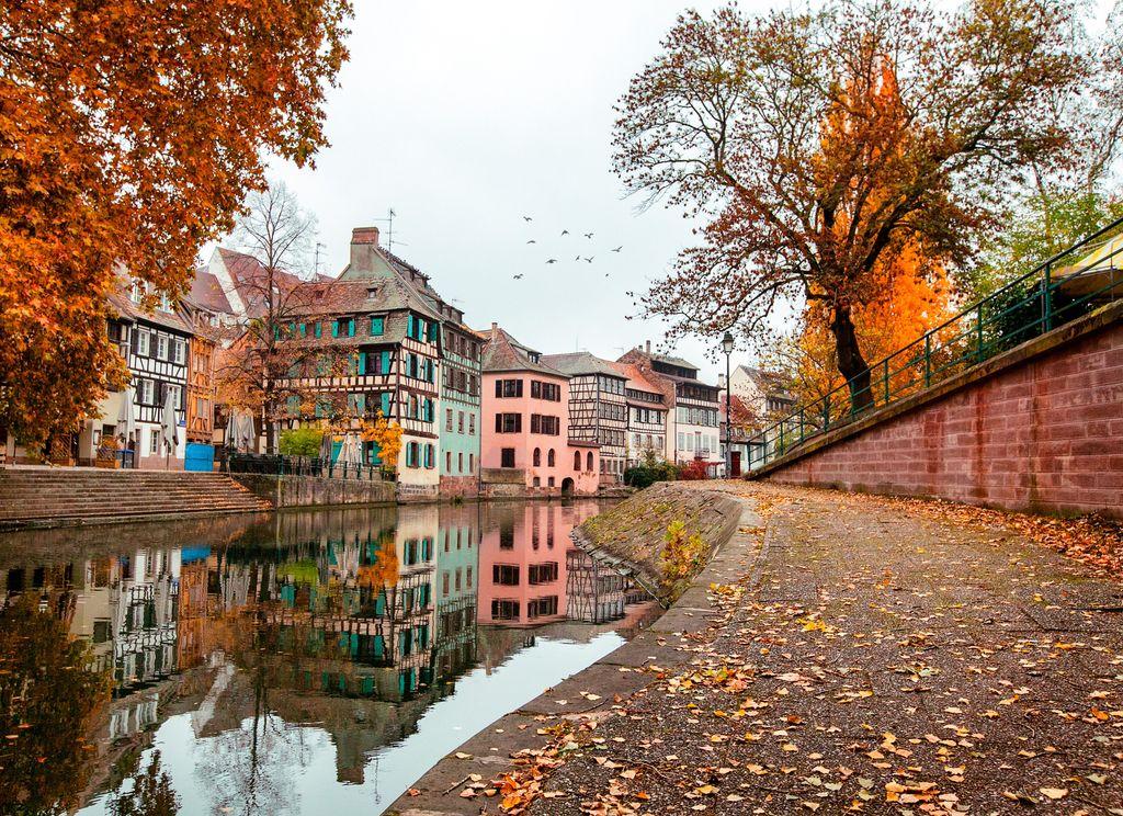 strasbourg automne