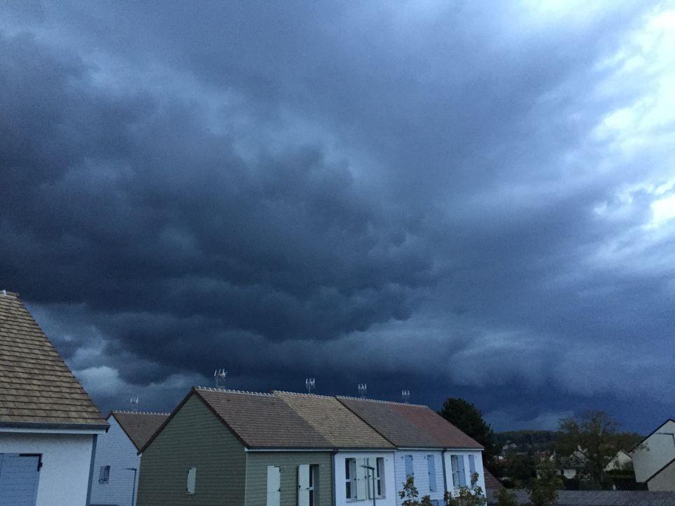 Un ciel souvent menaçant pour débuter ce mois de novembre avec un véritable défilé de perturbations.