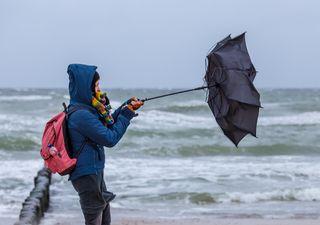 Meteo: nuovo maltempo in settimana, piogge abbondanti e forte scirocco