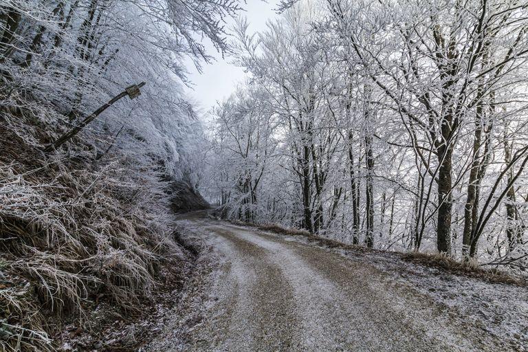 In arrivo abbondanti nevicate in Appennino