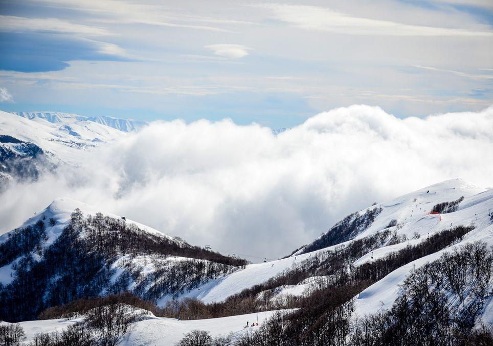 Meteo, torna la neve sull'Appennino. Ondate di freddo entro fine mese?