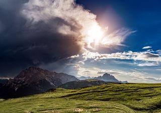Meteo: settimana fra sole, nubi e qualche temporale. E nel week-end?