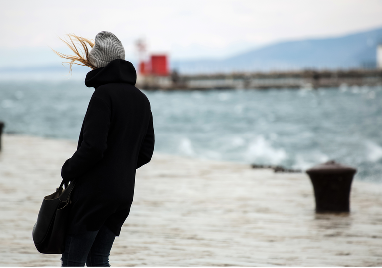 Bora a Trieste