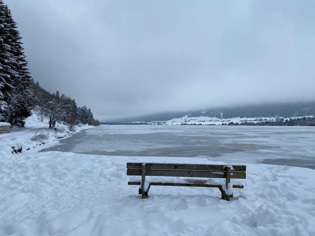 lac des rousses © clément meirone