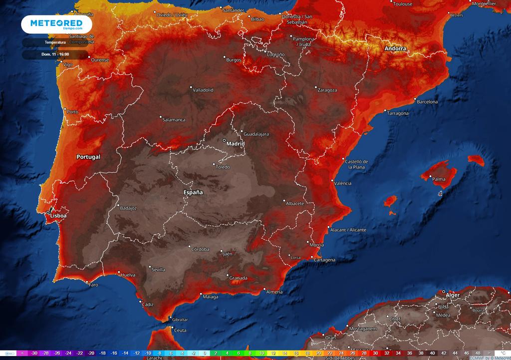 Calor España