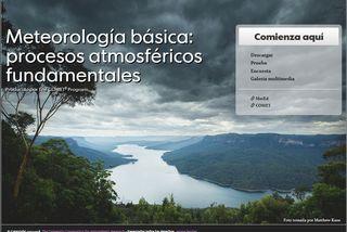 Meteorología básica: procesos atmosféricos fundamentales