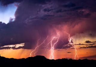 Fin de semana con tormentas, granizo y hasta tornados en México