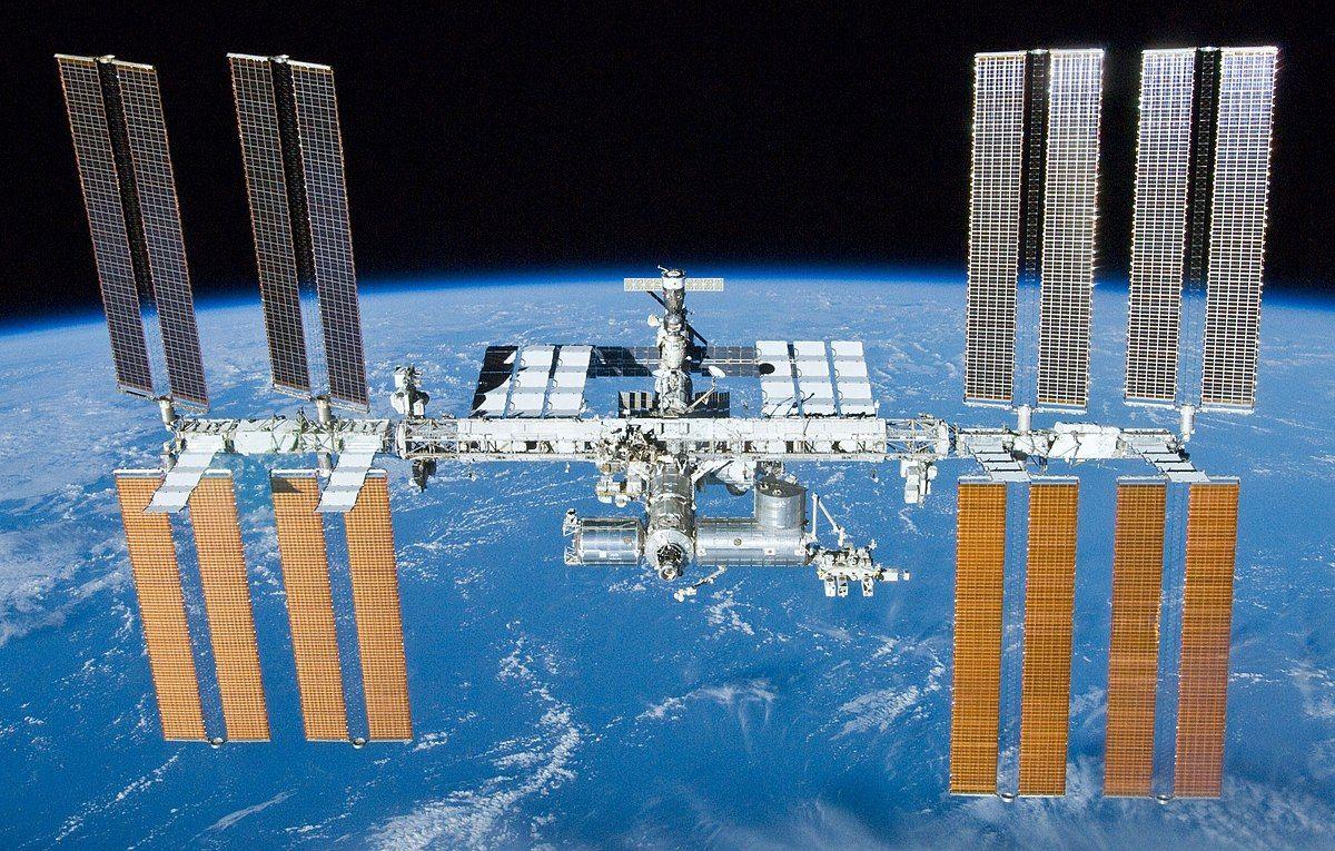 Microbios y virus en la EEI-ISS
