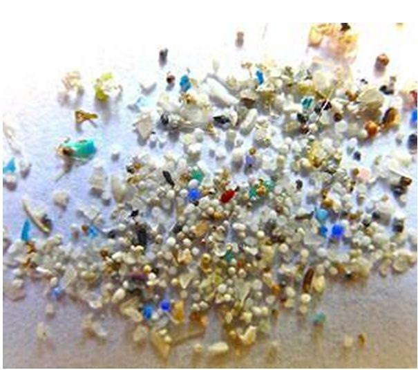 Microplásticos En El Agua De Las Lavadoras