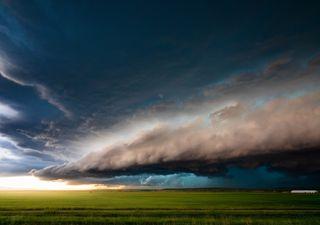Miércoles con alerta por tormentas fuertes o severas