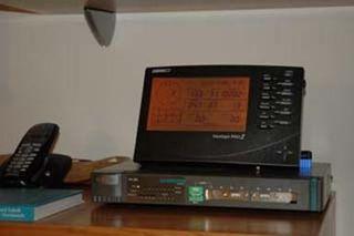 Mini-PC para estación meteorológica digital