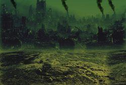 1 de cada 4 muertes en la Tierra están asociadas al medio ambiente