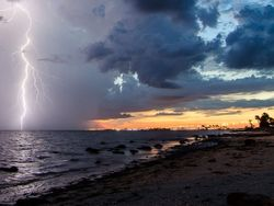 A temporada de chuvas no leste do Nordeste