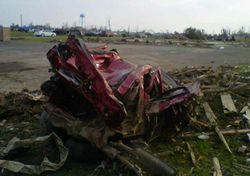 Tornado-Horror in den USA! Erinnerungen an 2011.