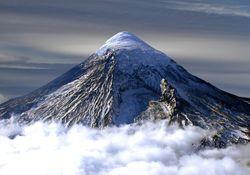 Accidente en el Volcán Lanín