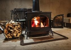 Air polluton: New restrictions for log burners in England