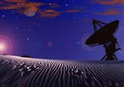 Quelque chose d'étrange envoie des signaux du centre de la galaxie