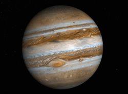 Vida alienígena pode existir nas nuvens de Júpiter