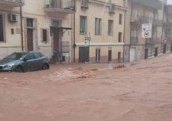 Alluvione sul Gargano, i video da San Marco in Lamis e le previsioni