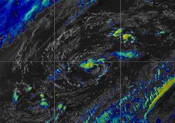 'Ana', la primera tormenta de la Temporada de Huracanes del Atlántico