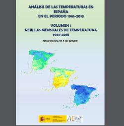 Análisis de las temperaturas en España en el periodo 1961-2018: NT 31