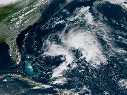 Andreas abre a temporada de furacões no Atlântico mais cedo
