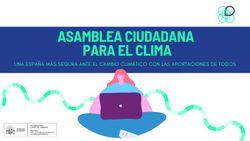 Asamblea Ciudadana para el Clima